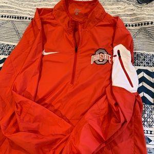 Nike Ohio State Windbreaker Jacket